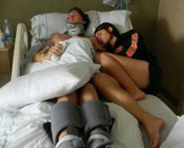 Husband Falls Into Coma, His Wife Doesn't Give Up Hope 9