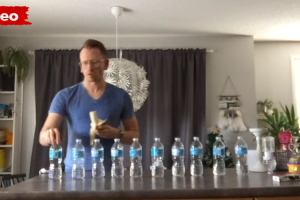 Grade 6 Teacher Trolls Students After Banning Bottle Flipping For a Year 10