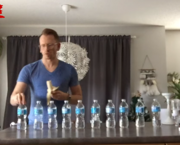 Grade 6 Teacher Trolls Students After Banning Bottle Flipping For a Year 2