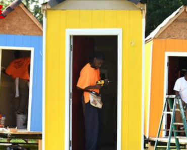 Micro Tiny Homes Changing Lives. 4
