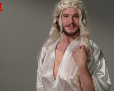 Kit Harington Tries Out For Other Game Of Thrones Roles, Fails Miserably 7
