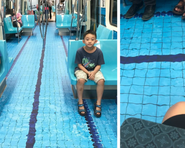 Taiwan Surprises Passengers By Turning Subway Cars Into Different Sport Venues For Upcoming Universiade 15