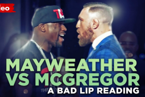 "The ""Bad Lip Reading"" Take On Mayweather vs. McGregor Is Predictably Hilarious 11"