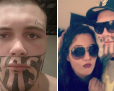 "Guy With ""Devast8"" Face Tattoo Has Turned Down Dozens Of Job Offers After His Desperate Plea For Work 6"