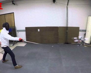 Scientist's Make Drone That Knows How To Dodge Obstacles, Fences At It To Prove It 6