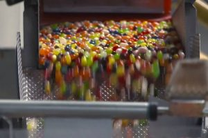 How Jelly Beans Are Made 11