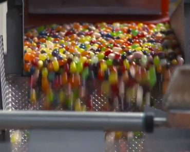 How Jelly Beans Are Made 2