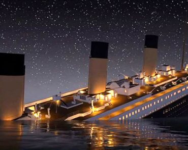 Watch The Titanic Sink In Real-Time 4