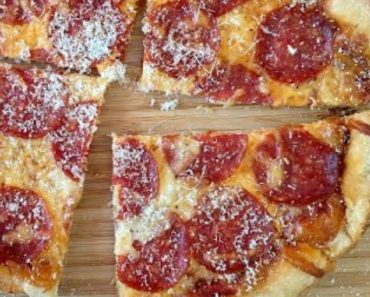 Here Is Exactly How To Make Crock-Pot Pizza, I'm Drooling! 2