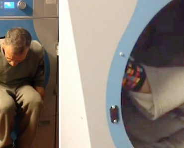 Leaked Prison Footage Shows Prisoner Spin Around Inside Tumble Dryer While Fellow Inmates Laugh 5