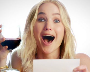 "Jennifer Lawrence Plays ""Movie Review or Wine Review?"" 8"