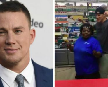 "Channing Tatum Got His ""Magic Mike"" On At A Gas Station, And The Internet Is Loving It 8"