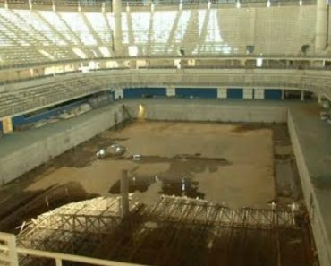 The Rio Olympics Were Only a Year Ago, But The Venues Look Like They've Been Deserted For Decades 4