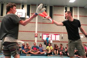 Combat Juggling Exists, And It Is Damn Entertaining 10