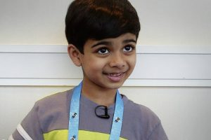 Meet The Youngest Competitor At The National Spelling Bee 11