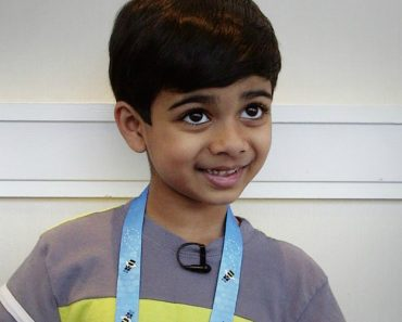 Meet The Youngest Competitor At The National Spelling Bee 7