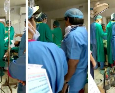 Newborn Dies In Operating Room While Doctors Fight 9