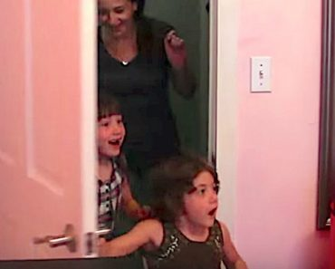 Little Girl Who Fought Leukemia Gets Surprised With a Dream Bedroom Makeover 3