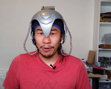 This Guy Made a Mind Control X-Men Helmet, And It Actually Works 7