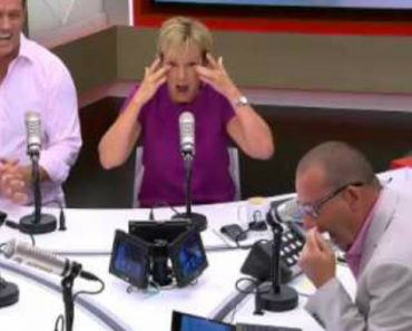 Newscaster Can't Keep It Together During Serious Story 2