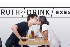 Exes Played 'Truth Or Drink' And It Was Wonderfully Awkward 10