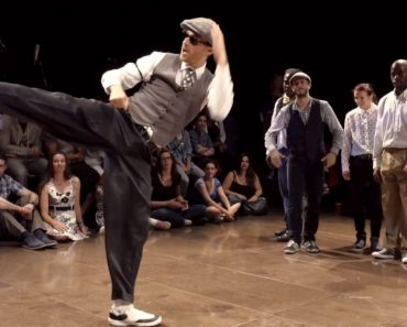 Two Completely Different Dance Genres Unite For This Epic Dance-Off 9