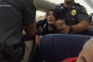 Woman Claiming Pet Allergy Dragged Off Southwest Flight 11