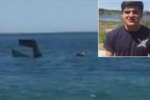 First Day On Job This Teen Lifeguard Rescued Pilot Who Crashed Plane Into Ocean 8