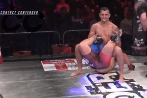 MMA Fighter Pulls Off Historic WWE Finish 11