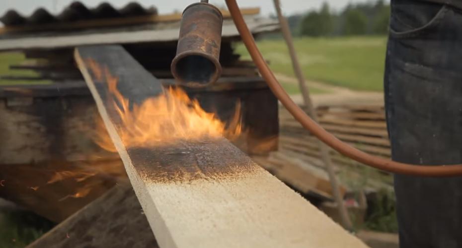 Shou Sugi Ban The Traditional Art Of Charred Wood