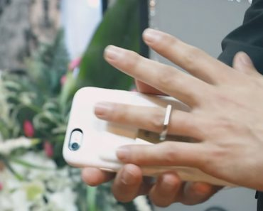 Married To Our Smartphones? For One Man It's Become A Reality 9