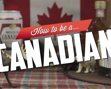 Here's How To Be A Canadian 3