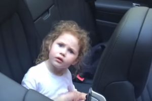 Mean Uncle Convinces Niece The Car Is Going To Eat Her 11