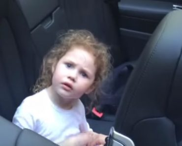Mean Uncle Convinces Niece The Car Is Going To Eat Her 4