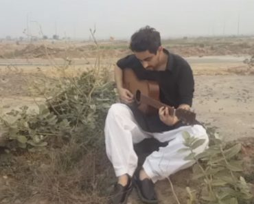 Talented Singer From Pakistan Sings With A Ridiculously Good American Accent 7