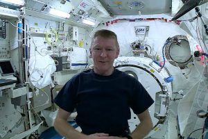Spinning Fast In Space Make You Dizzy? Astronaut Experiment 12