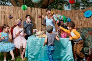 Meet The Parents Whose Raise Their Children 'Without Rules' 12