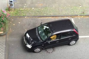 Watching This Woman Try To Park Will Make You Laugh...And Cry. This Is Too Much! 10