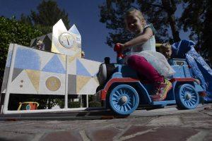 Best Grandpa Ever Built A Private Miniature Disneyland In His Backyard 10