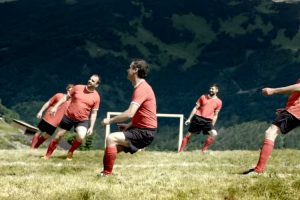 New Way Of Playing Soccer Is Slightly Hilarious 11