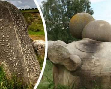 The Mysterious Living Stones Of Romania, They Can Grow & Move On Their Own 8
