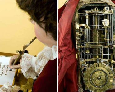 Mechanical Boy Built In The 18th Century Engineered The Act Of Writing 5