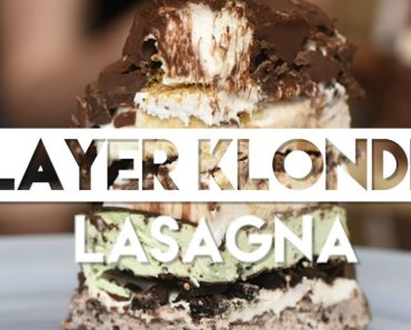 How To Make A Devilishly Delectable Dessert 7 Layer Lasagna Out Of Klondike Ice Cream Bars 4