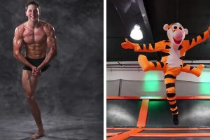 Man Who Lost Leg To Cancer Makes Most Amazing Halloween Costumes 10