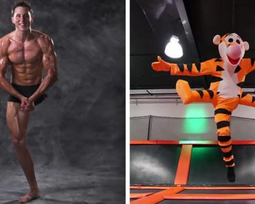 Man Who Lost Leg To Cancer Makes Most Amazing Halloween Costumes 4