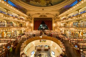The Beautiful Buenos Aires Bookstore Inside a 100-Year-Old Theatre 12