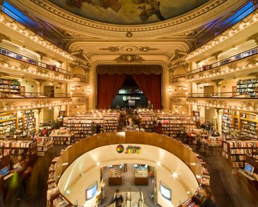 The Beautiful Buenos Aires Bookstore Inside a 100-Year-Old Theatre 3