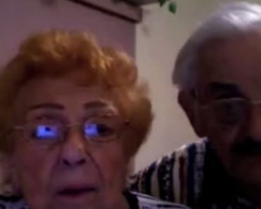 Grandparents Give Awesome And Awkward Wedding Toast 7