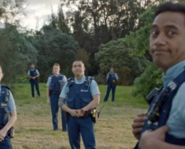 NZ Police Release 'World's Most Entertaining Recruitment Video' - And It's Pretty Good 8