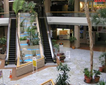 'Dead' Mall Has Hardly Changed Since The 1980s 2